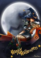 2012 Happy Halloween!! by danmaru