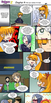 Onlyne Z Chap.4- Not your common rrb team 19 by BiPinkBunny
