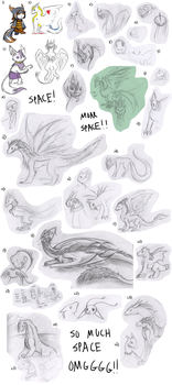 This Looks Sketchy by AngelicDragonPuppy