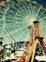 Ferris Wheel by Blind0ptimism