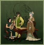 The Noble Ladies Beifong by sithness