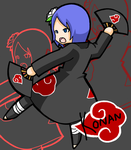 Konan Dance by forte-girl7