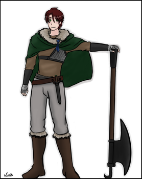 APH - At Arms by Vamprincess-Noa