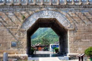Cloud Platform Yuntai Juyongguan Great Wall by davidmcb