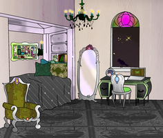 Westlee's Room by IllegalSympathy