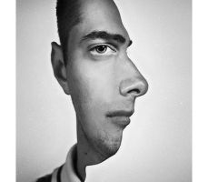 Trippy-profile-pic-portrait-head-on-and-from-side- by dedyblaze