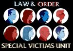 Law and Order SVU by TitanicGal1912