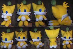 My Tails Chao Toy by Tailsfly