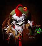 Halloween Special - jack skellington Sandy Claws ! by Silent-Sid
