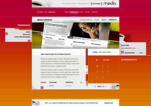 Artimax Media by Nikeos