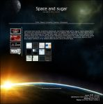 Space And Sugar by dxd