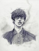 Jake Bugg by bleueapple