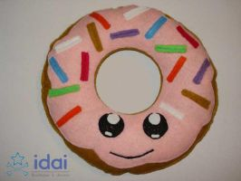 Super cute donut by Candy27