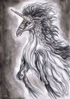 Unicorn Spirit by Halwen