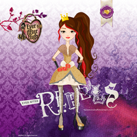 Ever After High OC: Emma Beastie *UPDATE* by NatashaTasha