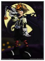 Halloween Sora by Msabrehaven