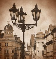 old Prague I by crh