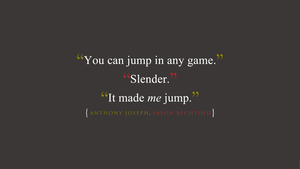 Made Me Jump by RoyalChameleon