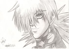 Seras from ova7 by Erzet-DEMOn