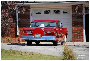 A Cool Red Ford Fairlane by TheMan268