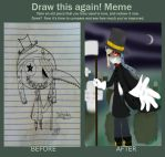 Draw this again Meme by Zorathar24