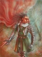 knight by Girre