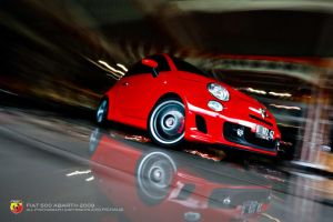 Fiat 500 ABARTH by rd4play