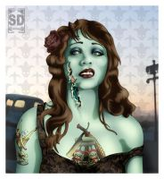 Hollywood of Deadworld 4 by SDGRAPHICS