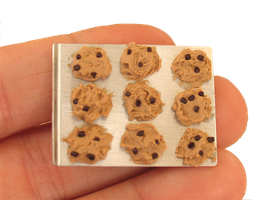 itty bitty cookies by MotherMayIjewelry