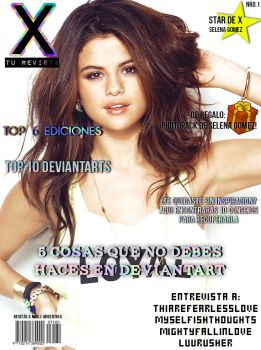 Revista X Nro.1 By:MBYT by MariaBelieberYT