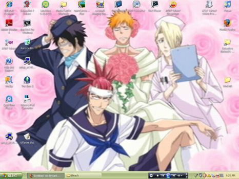 Yes this is true art-bleach by loveless1