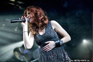 Charlotte Wessels Delain 01 by Metal-ways