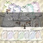 Wedding Scrapkit part 2 by justmonti