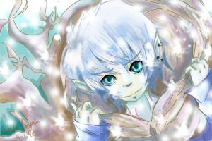 JacK FrosT~! by Risartist1213