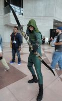 NYCC2013 Green Arrow by zer0guard