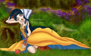 Forgotten Snow White by EmpyrealRain