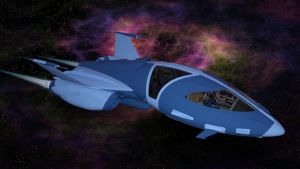 Sol Scout Shuttle 001 by thomvinson