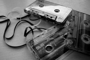 Casettes by Pyroddiction