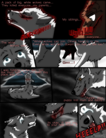 Face Off - Prologue Page 2 by KibaFreewolf