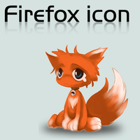 Firefox Junior Icon for win by karnakhan
