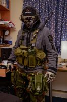 Ghost MW2 Final Estate Gear update2 by thechevaliere