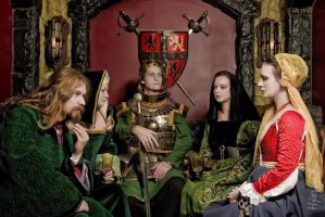 L'Imperatore (the Dark Ages) by Hjorvind