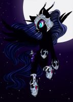 Nightmare fail-moon by Longinius-II