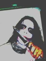 Jeff the Killer #3(Halloween 2014) by sonic01greenhill