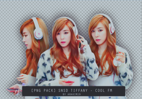 [PNG/RENDER PACK] SNSD TIFFANY - COOL FM by babyjung2