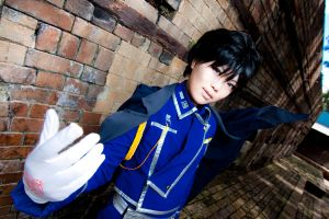 FMA: Roy Mustang by kaiya-02