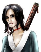 Rukia real colours by channandeller