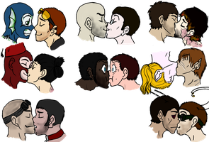 Kiss thing because I was bored by SleepyPyrotechnics