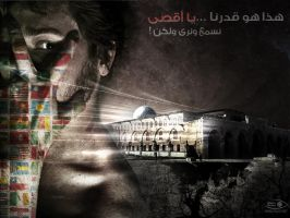 Alaqsa :: by alnour-design