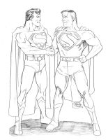 09092015 2Supermans by guinnessyde
